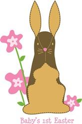 Babys 1st Easter   print art