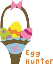 Egg Hunter print art