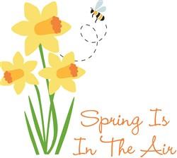 Spring In The Air print art