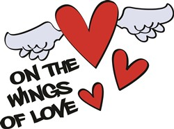 Wings Of Love print art