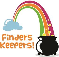 Finders Keepers! print art