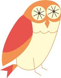 Owl print art
