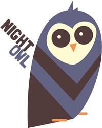 Night Owl print art