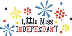 Miss Independant print art
