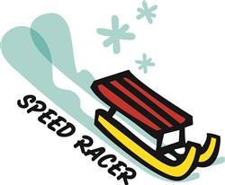 Speed Racer print art