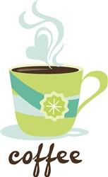 Coffee Cup print art