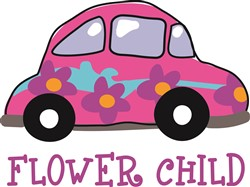 FLower Child print art