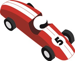 Race Car   print art