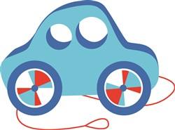 Toy Car print art