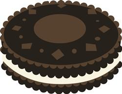 Chocolate Cookie print art