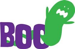 Boo Ghost print art