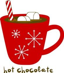 Holiday Hot Chocolate print art