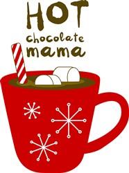 Hot Chocolate Mama print art