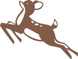 Deer Fawn print art