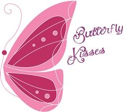 Butterfly Kisses print art