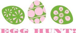 Egg Hunt print art