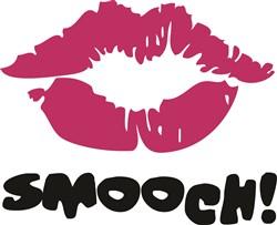 Smooch Lips print art