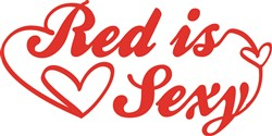 Red Is Sexy print art