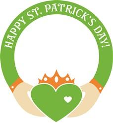 St. Patricks Day Ring print art