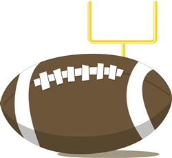 Football print art