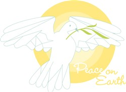 Peace on Earth print art