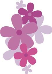 Pretty Flowers print art