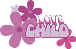 Love Child print art