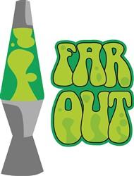 Far Out print art