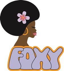 Foxy Woman print art