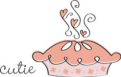 Cutie Pie print art