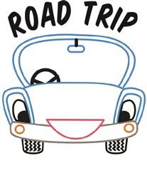 Road Trip print art