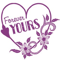Forever Yours print art