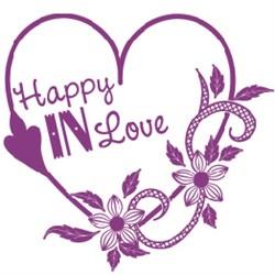 Happy In Love print art