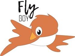 Fly Boy print art