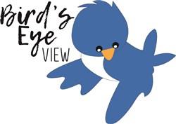 Birds Eye View print art