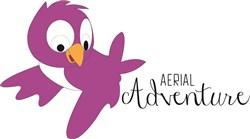 Aerial Adventure print art