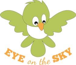 Eye On Sky print art