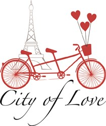 City Of Love print art
