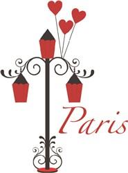 Paris Light print art