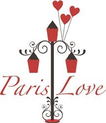 Paris Love print art