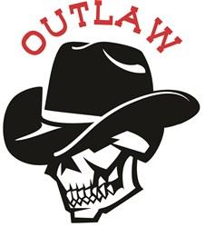 Outlaw print art