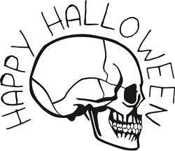 Happy Halloween print art