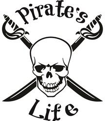 Pirates Life print art