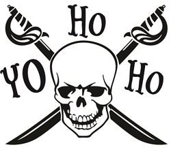 Yo Ho Ho print art