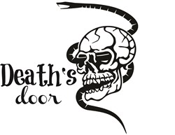 Deaths Door print art