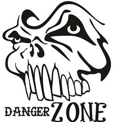 Danger Zone print art