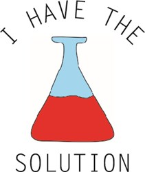 The Solution print art