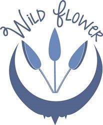 Wild Flower print art
