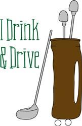 Drink Drive print art