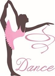 Dance Lady print art